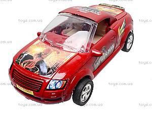 Машинка с откидной крышей, 11991, фото
