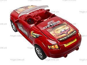 Машинка с откидной крышей, 11991, цена