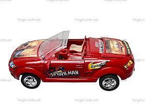 Машинка с откидной крышей, 11991, игрушки