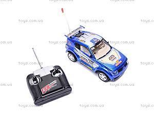 Машинка с пультом радиоуправления, 789-05, отзывы
