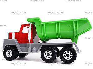 Машинка-самосвал, 115, детские игрушки