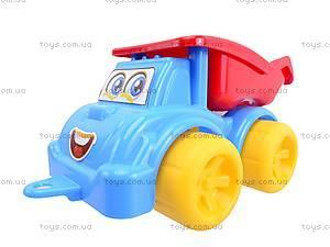 Машинка «Самосвал Максик», 0953, детские игрушки