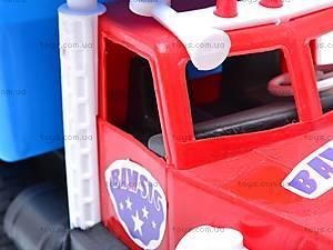 Машинка-самосвал, с шариками, 0092, отзывы