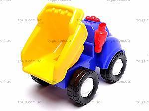 Машинка «Смайл», с песочным набором, 0145, игрушки