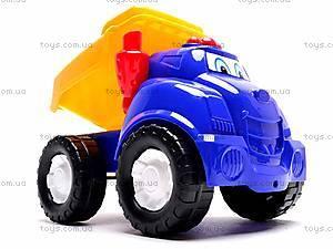 Машинка «Смайл», с песочным набором, 0145, магазин игрушек