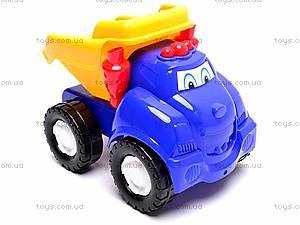 Машинка «Смайл», с песочным набором, 0145, toys.com.ua