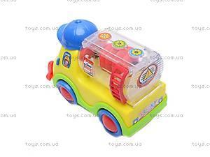 Машинка, со звуковыми эффектами, 0646, фото
