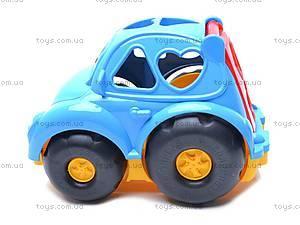Машинка-сортер «Автошка», с песочным набором, 0305cp0020203062, фото