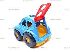 Машинка-сортер «Автошка», с песочным набором, 0305cp0020203062, отзывы