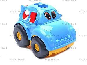 Машинка-сортер «Автошка», с песочным набором, 0305cp0020203062, цена