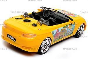 Машинка Sponge Bob, на радиоуправлении, UD2090B, купить