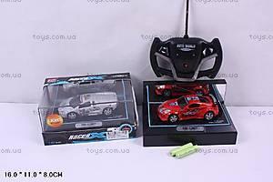 Машинка «Спорткар», на радиоуправлении, HD-010B/011B