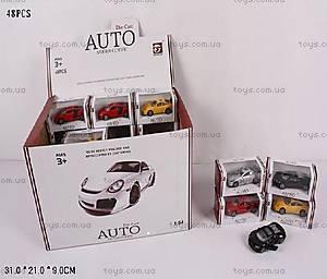 Машинка «Super Coupe», 5 видов, 8756-48A