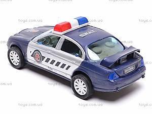 Машинка «Swat», 999-064F, отзывы