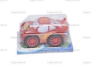 Машинка «Тачки», инерционная, WL838-1A, цена