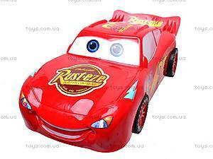 Машинка «Тачки» МакКуин, 388-09, цена