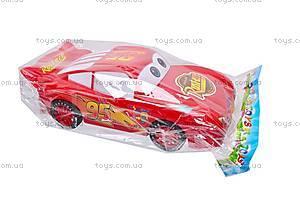Машинка «Тачки» МакКуин, 388-09, детские игрушки
