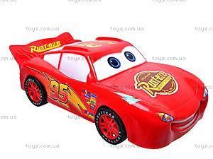 Машинка «Тачки» МакКуин, 388-09