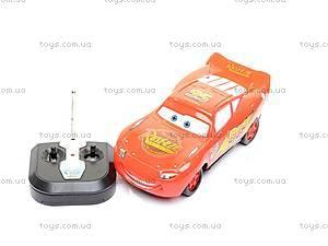 Машинка «Тачки», на радиоуправлении, 8599-F1