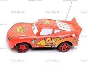 Машинка «Тачки», на радиоуправлении, 8599-F1, купить