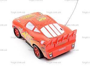 Машинка «Тачки», на радиоуправлении, 8599-F1, цена