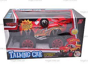 Машинка «Тачки» на радиоуправлении, 699-45, игрушки