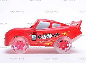 Машинка «Тачки», со светом, WD95-85A, цена