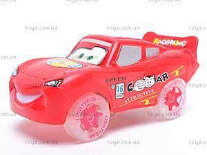 Машинка «Тачки», со светом, WD95-85A, игрушки