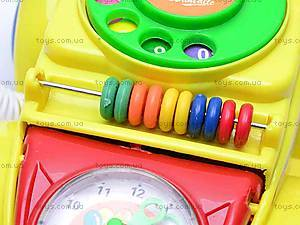 Машинка-телефон, музыкальная, 705, купить