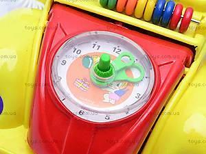 Машинка-телефон, музыкальная, 705, игрушки
