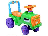 Машинка «Трактор», 931, отзывы