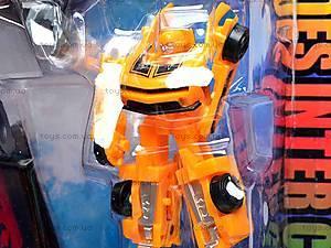 Машинка-трансформер детская, 2817, фото