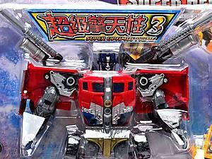 Машинка-трансформер детская, 2817, игрушки