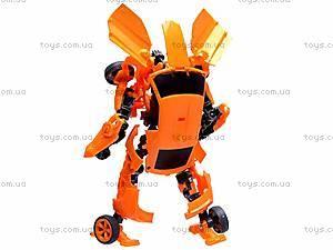 Машинка-трансформер для детей, 8136, фото