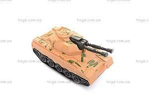 Машинка «Трейлер», с 2 танками, 689-3A, игрушки