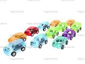 Машинки детские инерционные, 12 видов, YG90D, купить