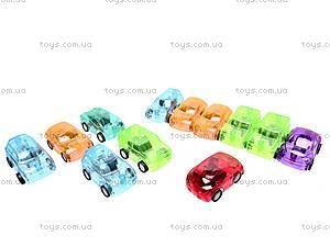 Машинки детские инерционные, 12 видов, YG90D, отзывы