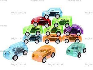 Машинки детские инерционные, 12 видов, YG90D, цена
