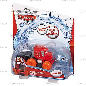 Машинки-герои мультфильма «Тачки» серии «Водные гонки», BGF06, отзывы