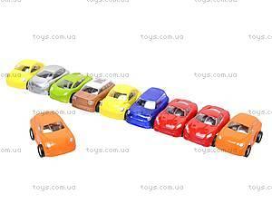 Машинки инерционная, 12 видов , YG90F, фото