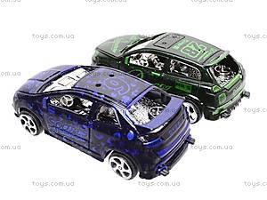 Машинки инерционная, DY26A-1, игрушки