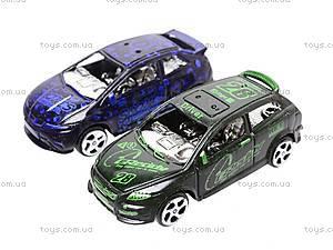 Машинки инерционная, DY26A-1, детские игрушки