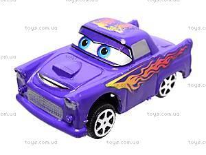 Машинки инерционная для детей «Тачки», 6 видов, 9696, игрушки