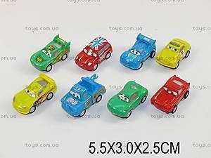 Машинки инерционная «Тачки», 8 видов, 613-5