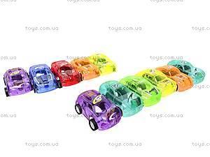 Машинки инерционные, 12 видов, YG88E, купить
