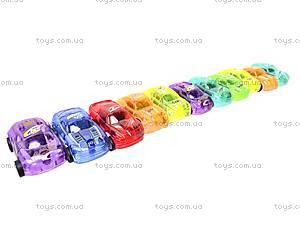 Машинки инерционные, 12 видов, YG88E, фото