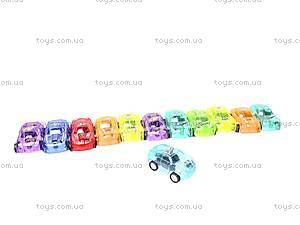 Машинки инерционные, 12 видов, YG88E, игрушки