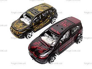 Машинки инерционные, 2 вида, DY26A-5, купить