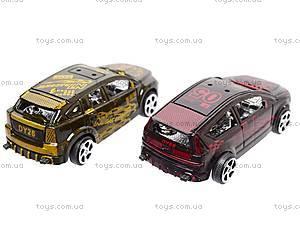 Машинки инерционные, 2 вида, DY26A-5, цена