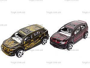Машинки инерционные, 2 вида, DY26A-5, игрушки
